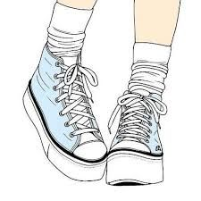 Картинки по запросу рисунки обуви карандашом