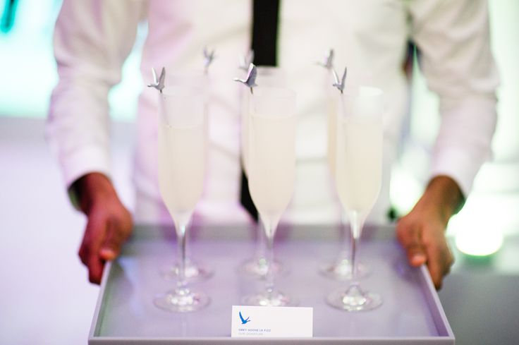 GREY GOOSE Le Fizz, a drink of refined sophistication. Achieve the extraordinary. #FlyBeyond