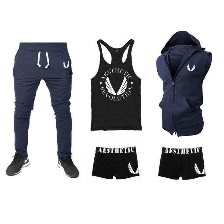 Good Gym Clothing Brands