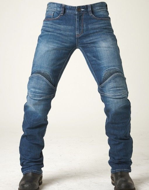 "uglyBROS - ""Shovel-K"" - men's kevlar jeans regular fit                                                                                                                                                                                 More"