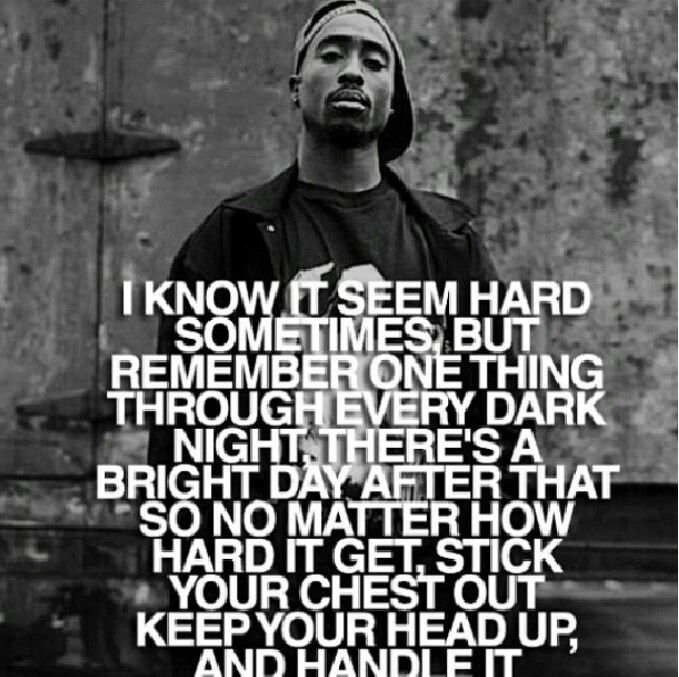 keep ya head up tupac shakur