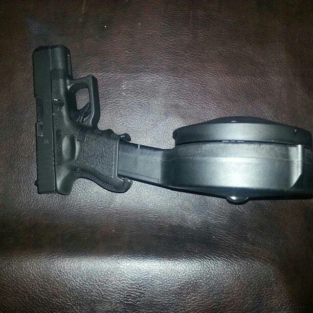 Kitchen Lights Hanging Chandeliers Home Depot 100 Round Drum For Glock #handgun | ...