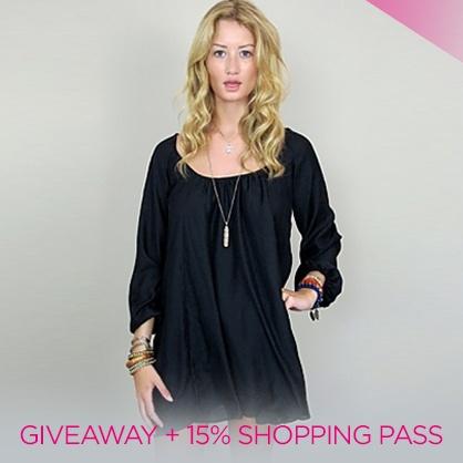 Show Me Your Mumu Scoop Neck Dress #Giveaway #DiscountCode