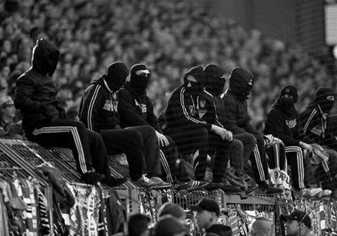 Borussia Dortmund, Germany! #ultras #hooligans #football