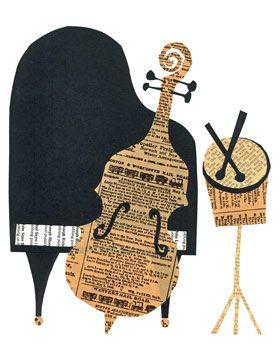 jazz paste piece