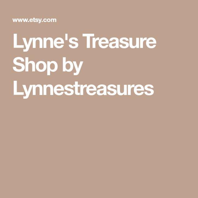 Lynne's Treasure Shop by Lynnestreasures