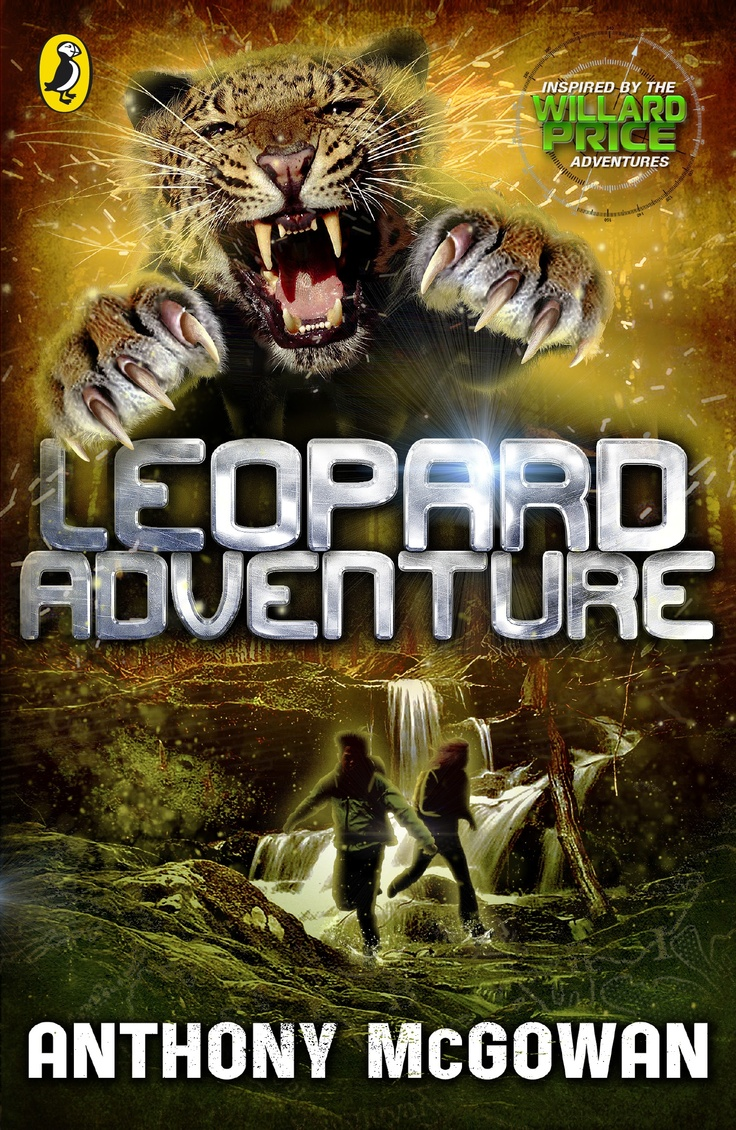 The first authorized Willard Price book by Anthony McGowan, featuring Roger and Hal's children, Amazon and Frazer, in a leopard adventure.