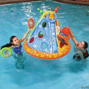 Best 20 pool games kids ideas on pinterest pool games - Swimming pool basketball hoop costco ...