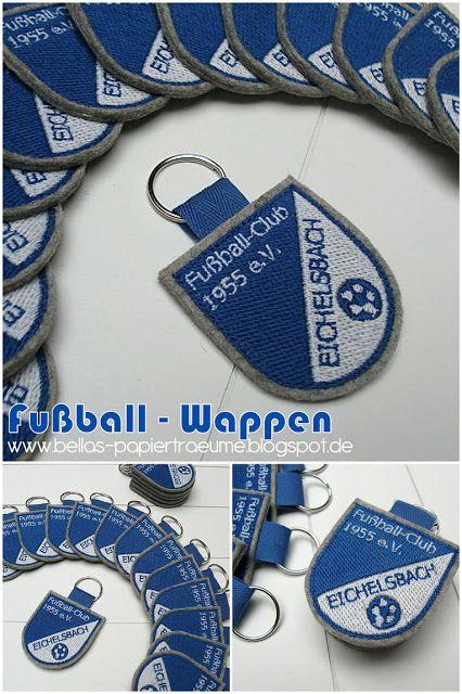Fußball - Wappen