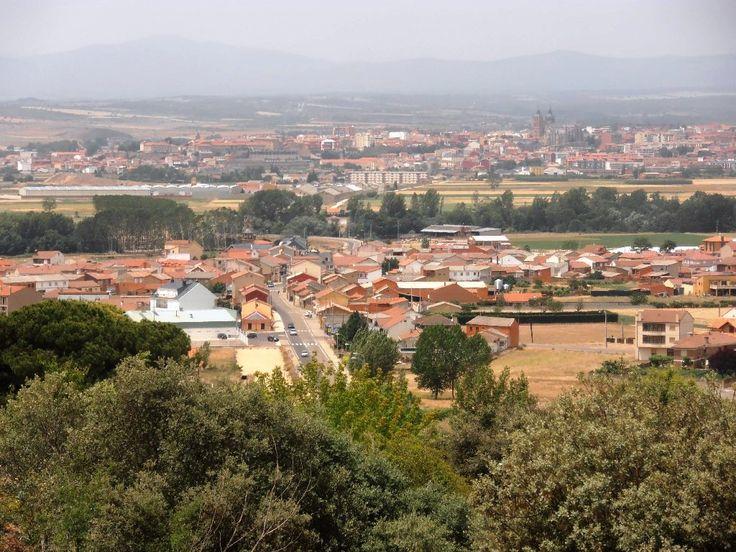 San Justo de la Vega, León, Camino de Santiago