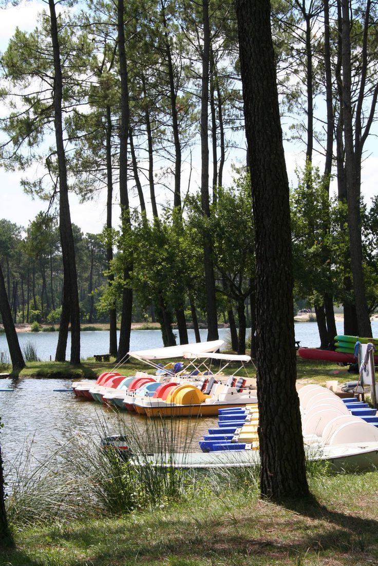 A proximité de la résidence, découvrez le lac de Clarens avec une multitude d'activités en saison... Direction Casteljaloux !