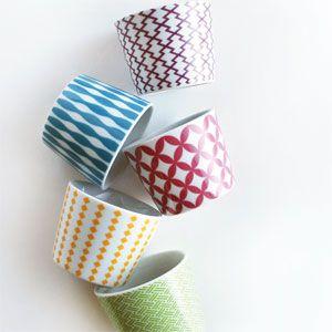 Small Ceramic Bowls - Sobachoko