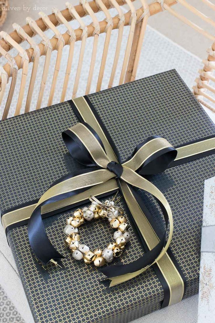 10 Easy Christmas Gift Wrapping Ideas to