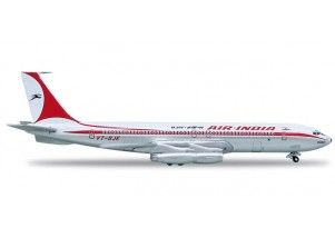 """Boeing 707-400-VT-DJK """"Everest"""" Herpa 1:500"""