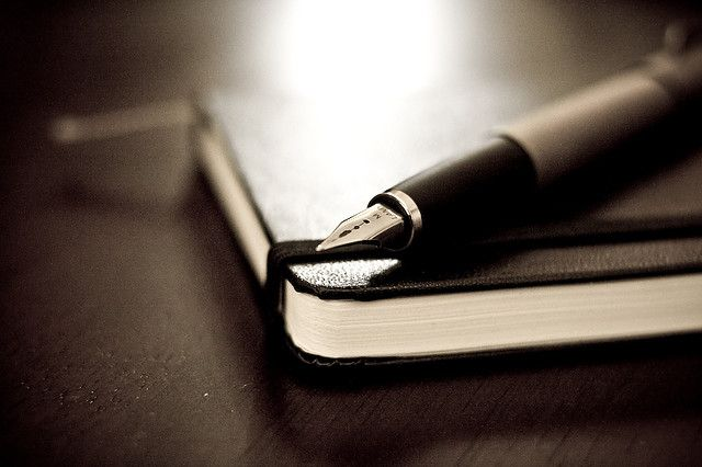 : Old Schools, Inspiration, Art, Moleskine, Fountain Pens, Journals Ideas, Image, Romantic Writing, Journals Writing Prompts