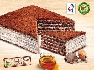 Tort MARLENKA® mleczny z kakao 800g