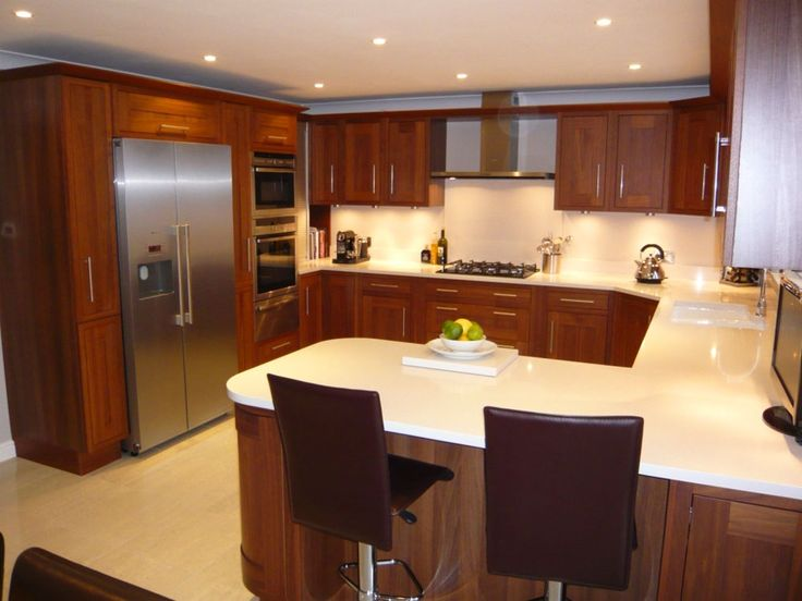 Modular Kitchen Designs U Shaped Latest Gallery Photo