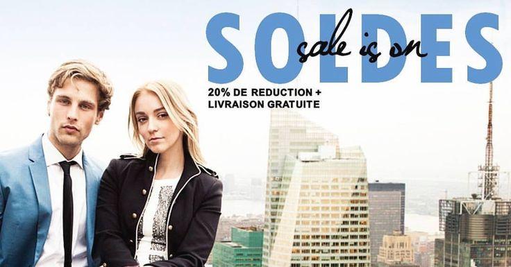 Les soldes d'hiver ont commencé!!🔝Bénéficiez maintenant de -20% sur tout le site👍💯 Winter sales is on! 20%discount on all the shop!👍 🔛SHOP NOW