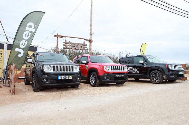 Dream Team!  #Jeep #Renegade
