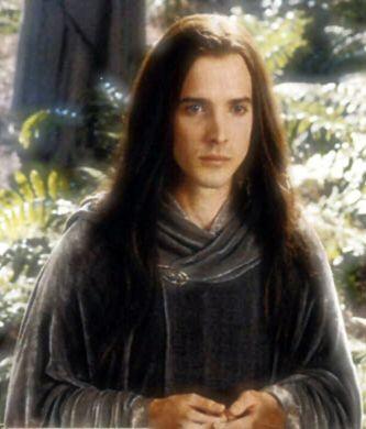 """Melpomaen, elfo de """"El señor de los anillos"""" y de """"El Hobbit"""". Fiel servidor de Lord Elrond. A mi parecer uno de los hombres más atractivos que he visto en mi vida."""
