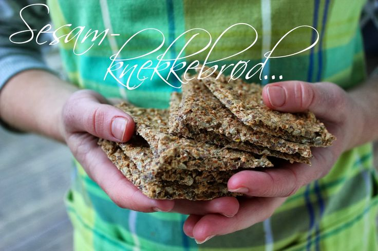 Oppskrift 150 g sesammel  50 g kruskakli eller fibrex (glutenfritt) 70 g linfrø 50 g solsikkefrø 2 ss fiberhusk 1/2 ts salt 1 ts bakepulver ca. 5 dl vann