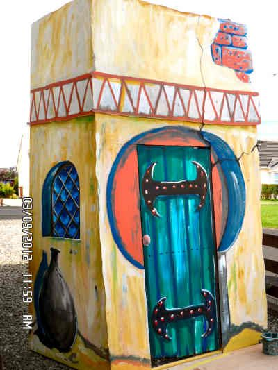 Aladdin Musical Set Design | SCENERY PAINTING FOR THE AMATEUR MUSICAL THEATRE and PANTOMIME
