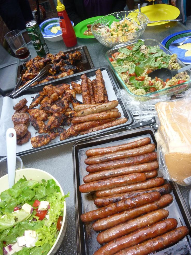 #Australiadayonboard.Aussie BBQ