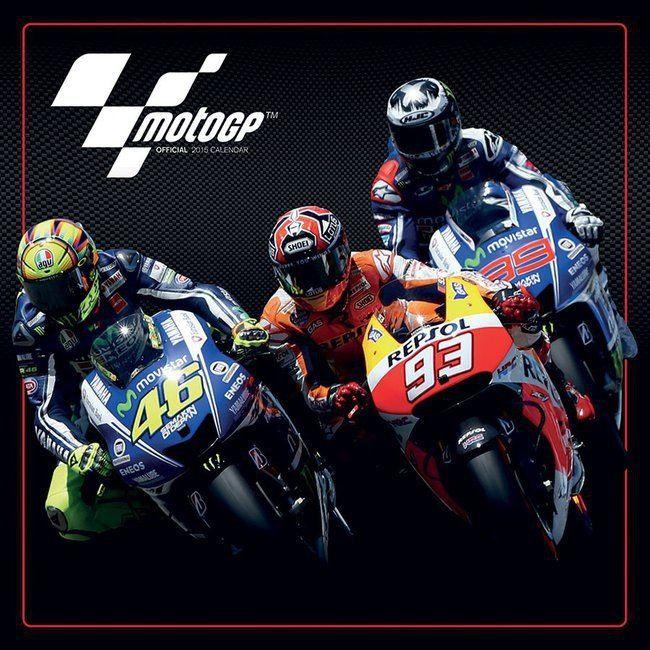 calendrier 2015 Moto Grand prix - 12,00 € #onselz