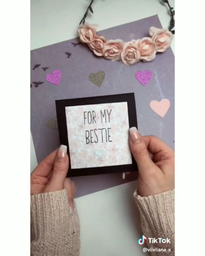 Bujo Otriostationery Com On Instagram Tag Your Friends Who Would Love These Diys By Viiviiana X On Diy Gift For Bff Friendship Gifts Diy Bff Gifts Diy