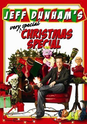 Very Special Christmas Special  DVD Jeff Dunham, Brian Haner