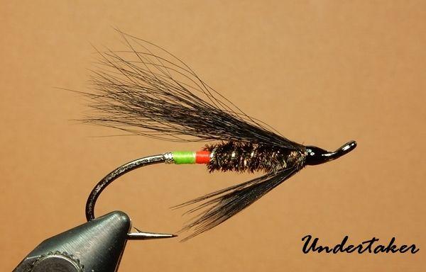 Hairwing Atlantic Salmon Flies