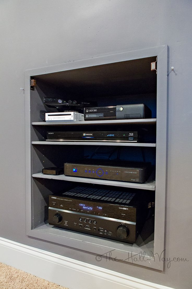 162 best Stereo Racks images on Pinterest | Organizers, Cable ...