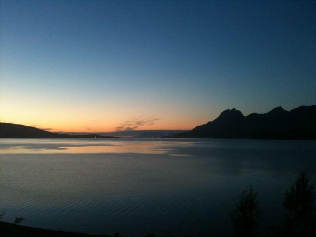 Gratangen, Northern Norway.