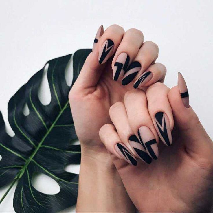 80 ideas to create the best Halloween nail decoration ...