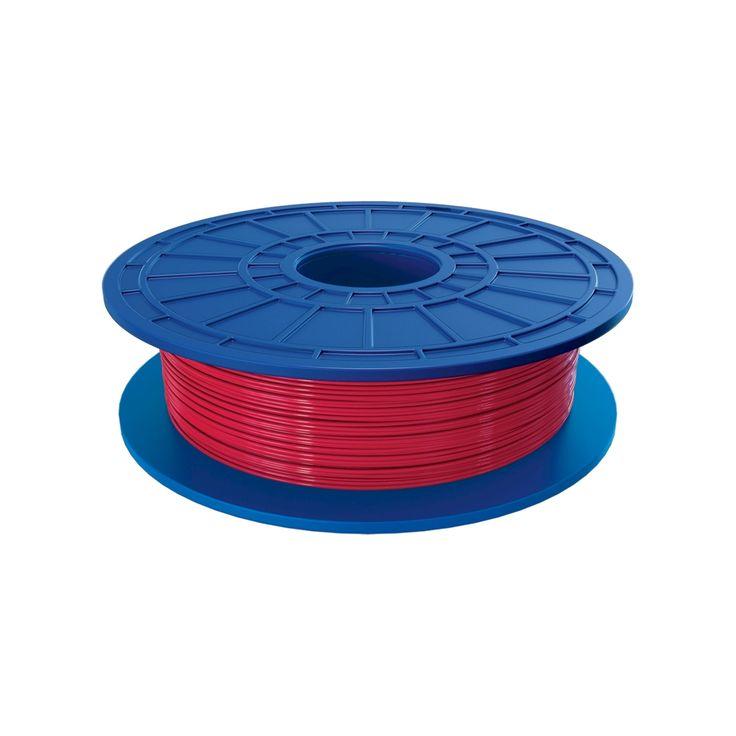Dremel 3D Printer Pla Filament-1.75mm-.5kg Spool - Red