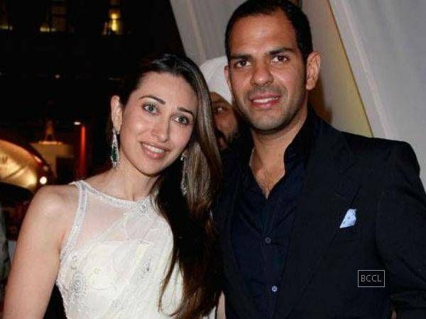 Sunjay denies losing calm on seeing Karisma