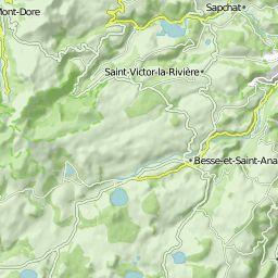 France 4 - Massif Central 2 - Distance: 107.74 km - Elevation: 1970 hm - Location: Le Mont-Dore, Auvergne-Rhône-Alpes, France