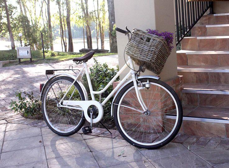 Vintage Bicycle at Pont de Val