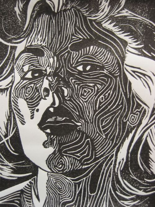 printmaking people by vii06 - photo #14