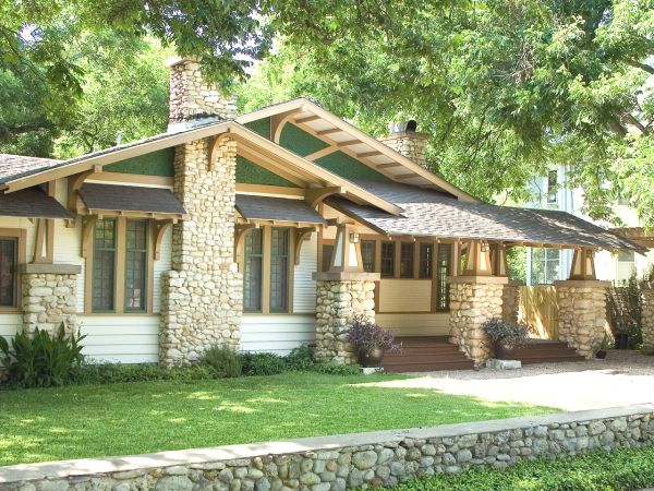607 best images about vintage house crap on pinterest for Craftsman style homes dfw