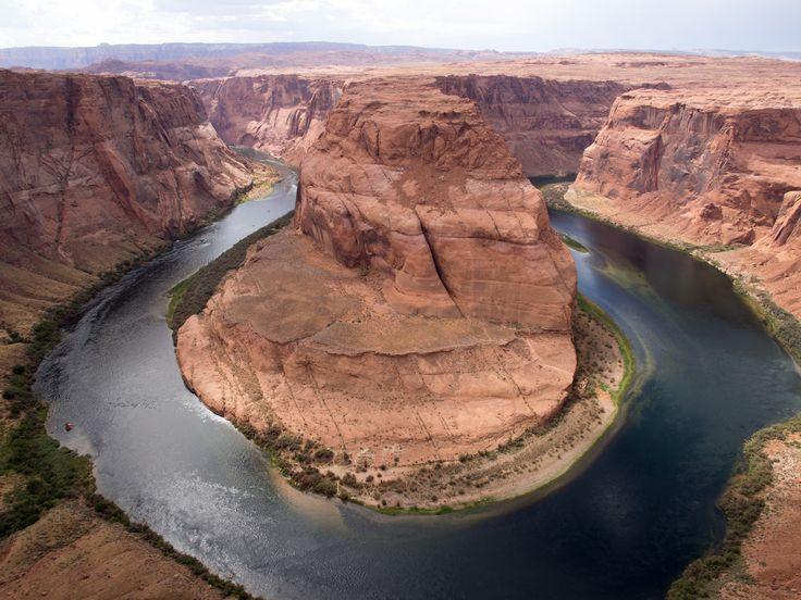 Horseshoe bend, Arizona ● daaamn!