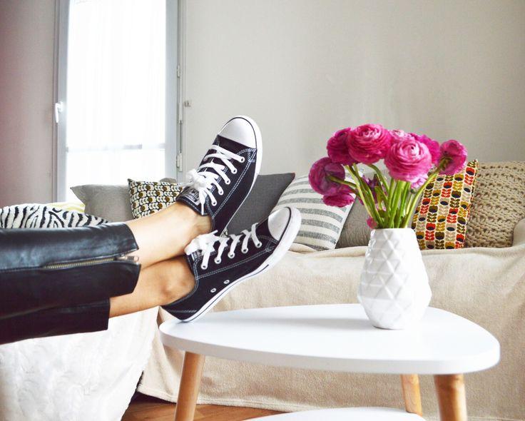 #blog #mode #femme #converse