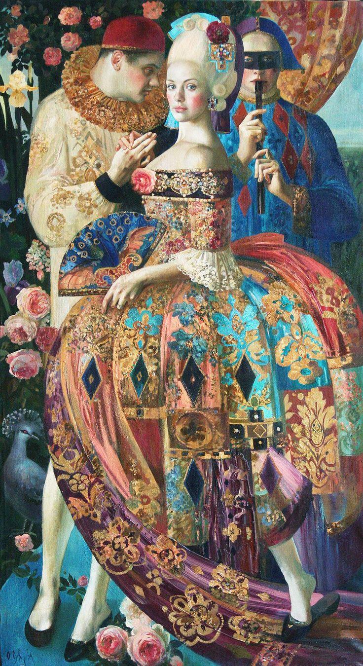Dancer II by Olga Suvorova