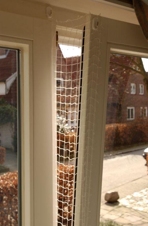 Kippfensterschutz   Fenstersicherung   Kippfenster-Sicherung
