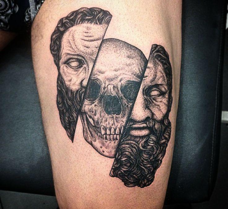 tattoo artist IG: pierroked