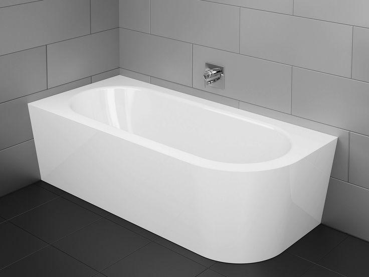 Les 25 meilleures id es concernant baignoire asym trique for Baignoire fond plat