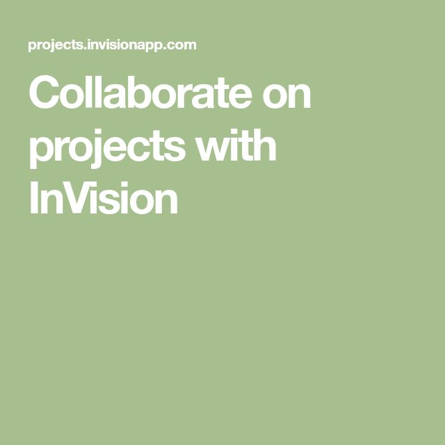 Collaborate On Projects With Invision Mobile Mockup Prototyping