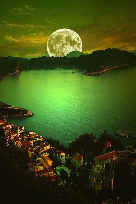 Good night from #Kas (#Antalya #Turkey)