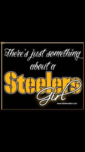 Smart sexy Steelers chicks