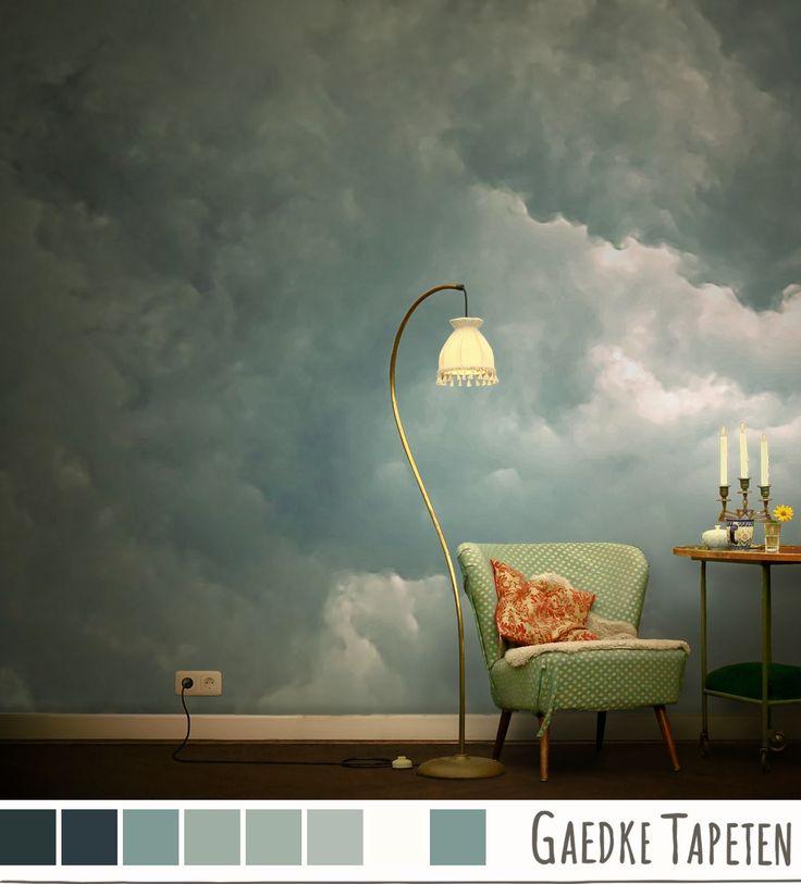 Eure schönsten Wolkenfotos als Tapete.